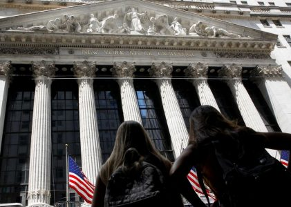 Stocks Wobble After Dow's 550-Point Rally